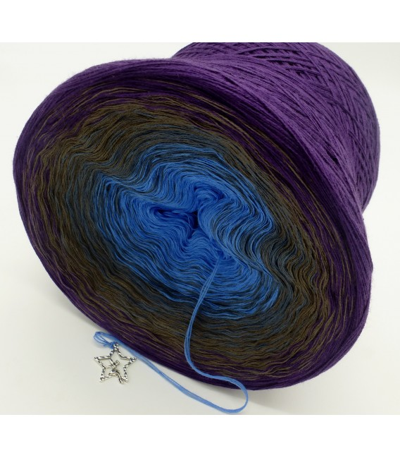 Galaxis (galaxy) - 4 ply gradient yarn - image 5