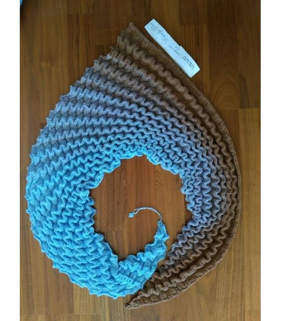 Himmel und Erde - 3 ply gradient yarn image 10