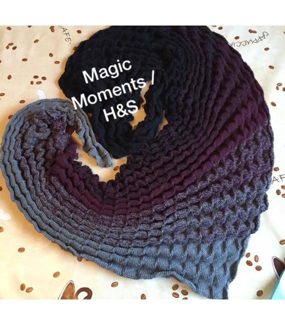Magic Moments (Волшебные моменты) - 3 нитевидные градиента пряжи - Фото 10