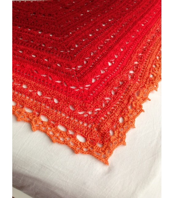 Kaminfeuer - 3 ply gradient yarn image 10
