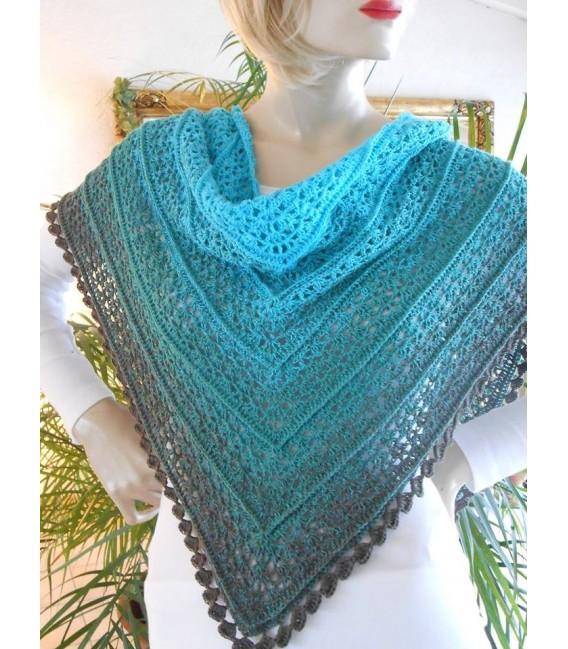 Fels in der Brandung - 3 ply gradient yarn image 11