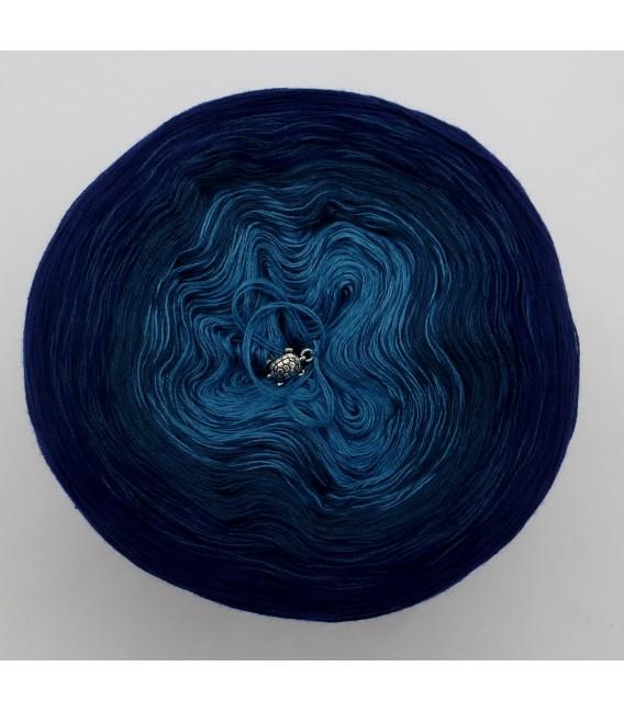 Ozean der Träume - Farbverlaufsgarn 3-fädig - Bild 3