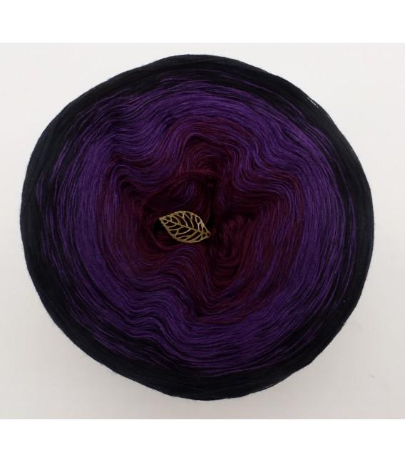 Sturm der Nacht - 3 ply gradient yarn image 3