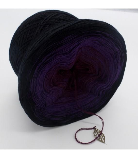 Sturm der Nacht - 3 ply gradient yarn image 4