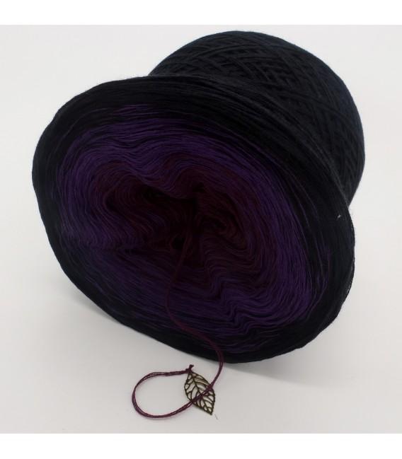 Sturm der Nacht - 3 ply gradient yarn image 5
