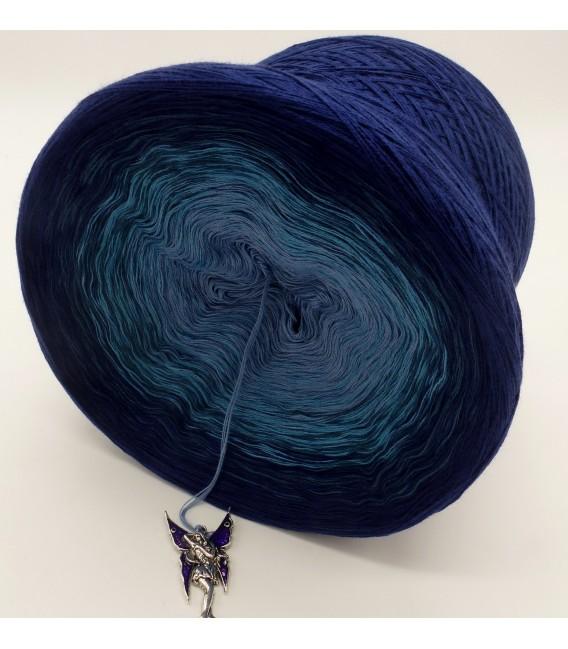 Blauer Engel (ange bleu) - 4 fils de gradient filamenteux - Photo 4