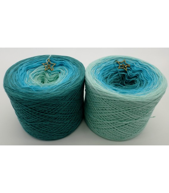 Auf hoher See - 3 ply gradient yarn image 1