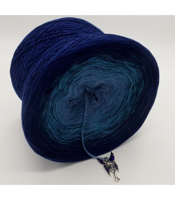 Blauer Engel - Farbverlaufsgarn 4-fädig - Bild 5
