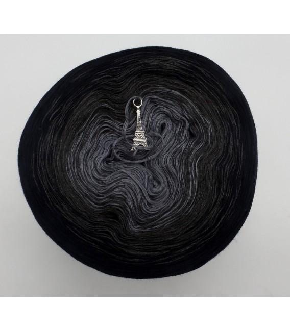 Schlaflose Nacht - 3 ply gradient yarn image 3
