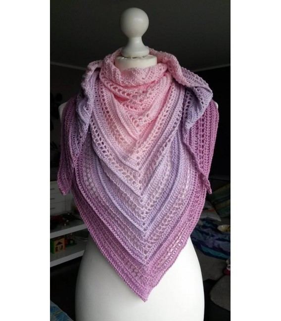 Reine Unschuld (pure innocence) - 4 ply gradient yarn - image 11