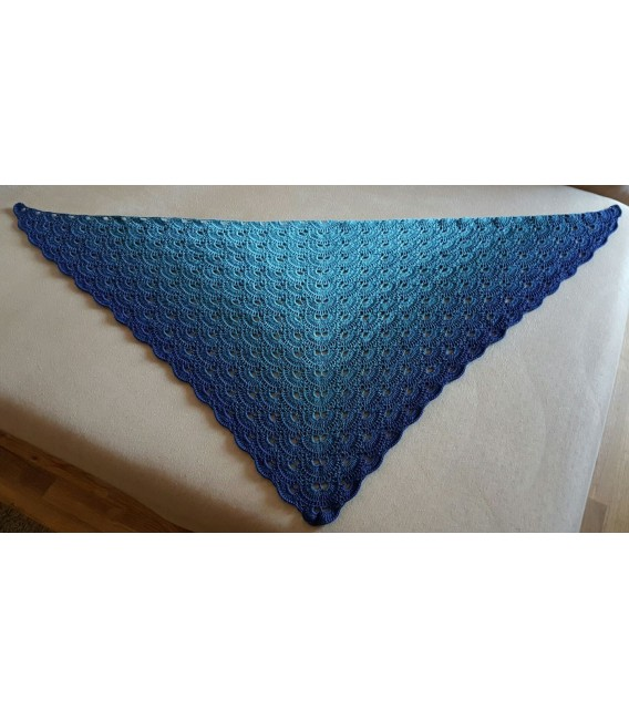 Ozean der Träume - 3 ply gradient yarn image 10