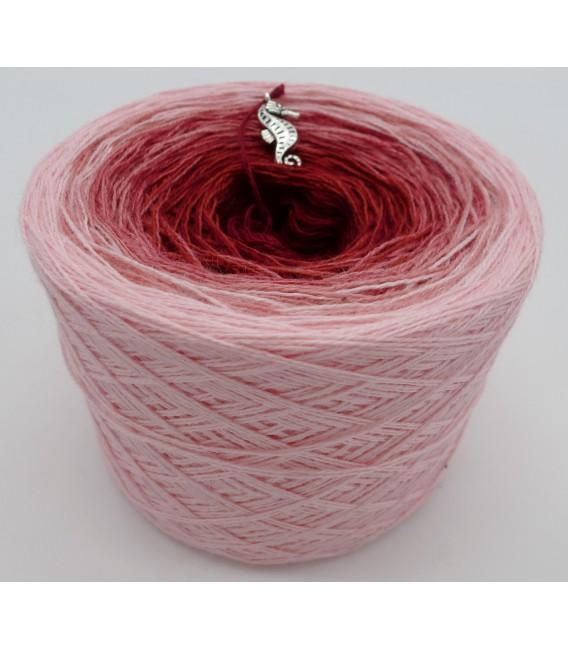 Röschen Rot (fleurettes rouges) - 2 fils de gradient filamenteux - photo 2