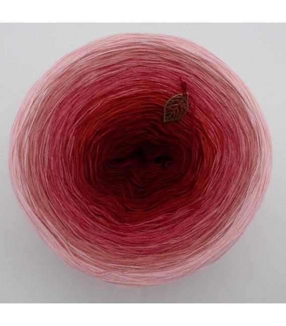 Röschen Rot (fleurettes rouges) - 2 fils de gradient filamenteux - photo 3