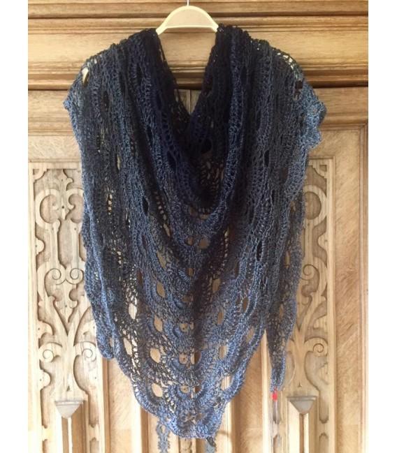 Schlaflose Nacht - 3 ply gradient yarn image 10
