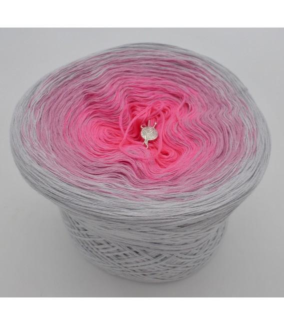 Seerosen (Водяные лилии) - 3 нитевидные градиента пряжи - Фото 2
