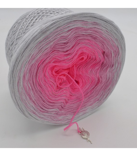 Seerosen - 3 ply gradient yarn image 4