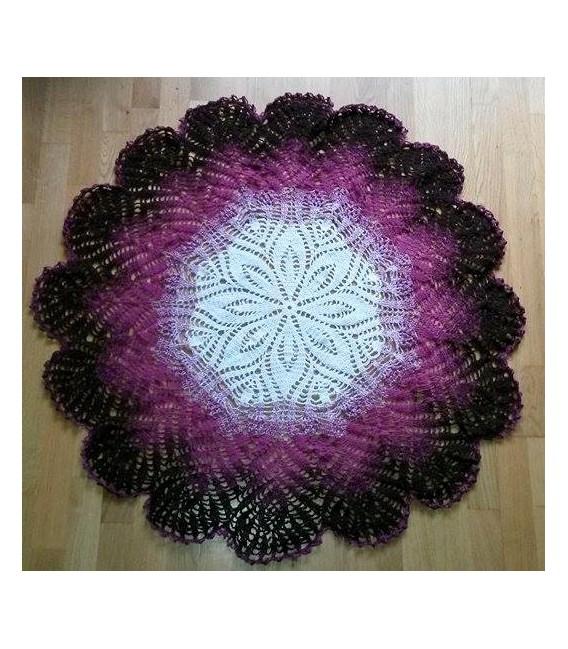 Schwarzwälder Kirsch - 3 ply gradient yarn image 10