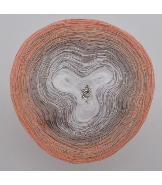 Streichelnde Hände - 3 ply gradient yarn image 3