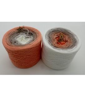 Streichelnde Hände - 3 ply gradient yarn image
