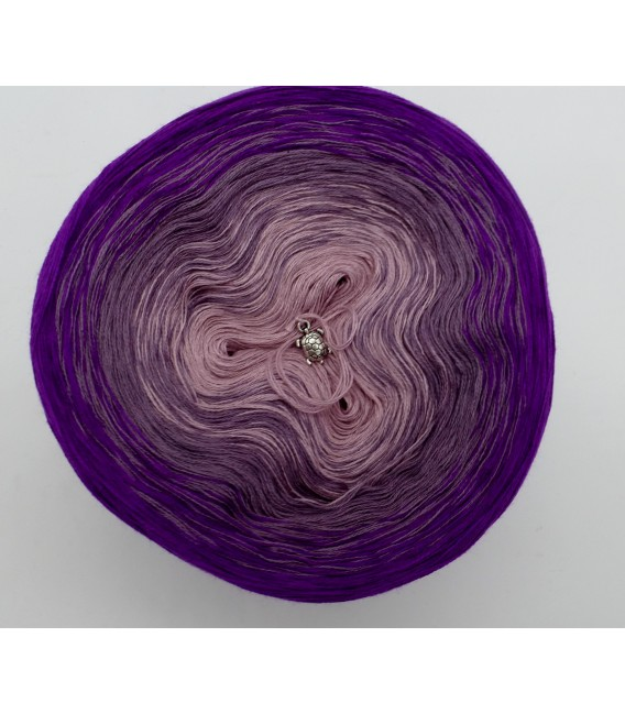 Träumendes Veilchen (violettes Rêver) - 3 fils de gradient filamenteux - photo 3