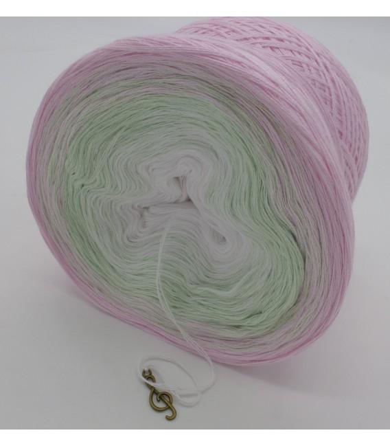 Zarte Lilienknospe - Farbverlaufsgarn 3-fädig - Bild 5