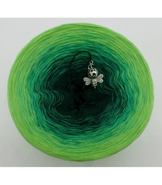 gradient yarn Frühlingsboten - Apple green outside 2