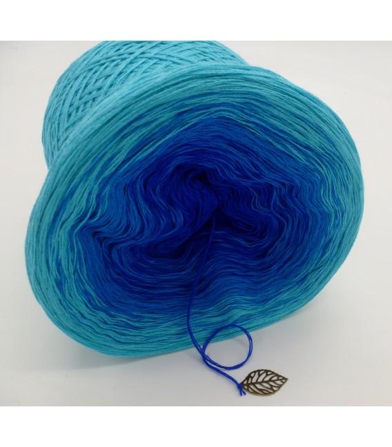 Zauber der Meere - 3 ply gradient yarn image 4