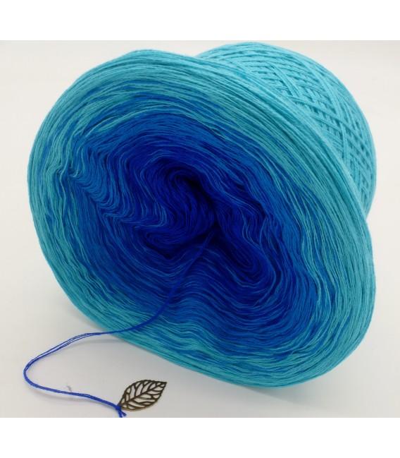 Zauber der Meere - 3 ply gradient yarn image 5