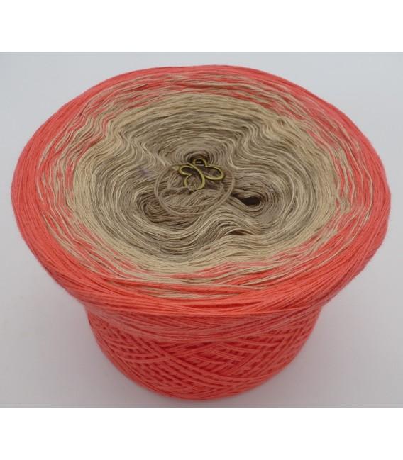 African Queen - 3 ply gradient yarn image 2