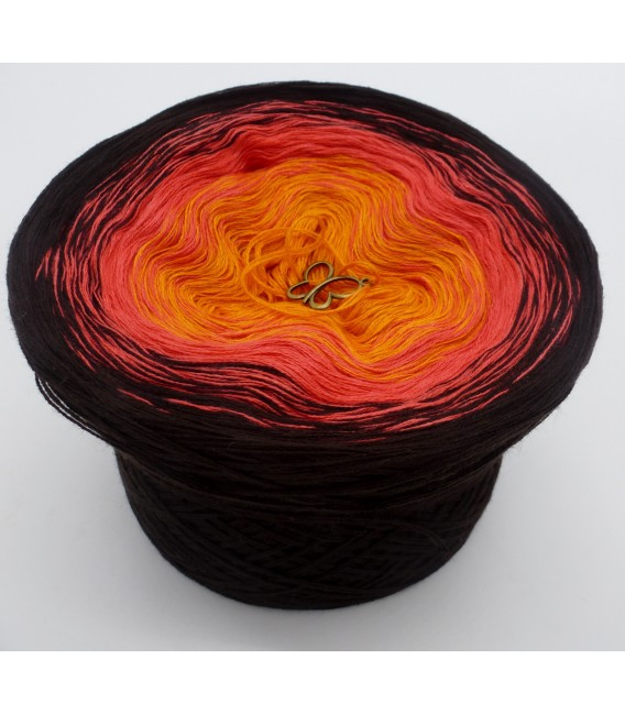 Passion - 3 ply gradient yarn image 2