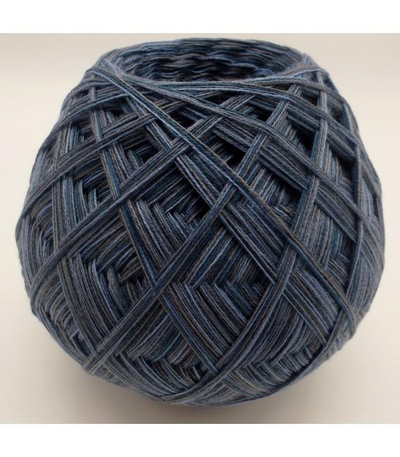 шнурок пряжа Леди Ди - Волшебное Яйцо Blue Jeans - Фото