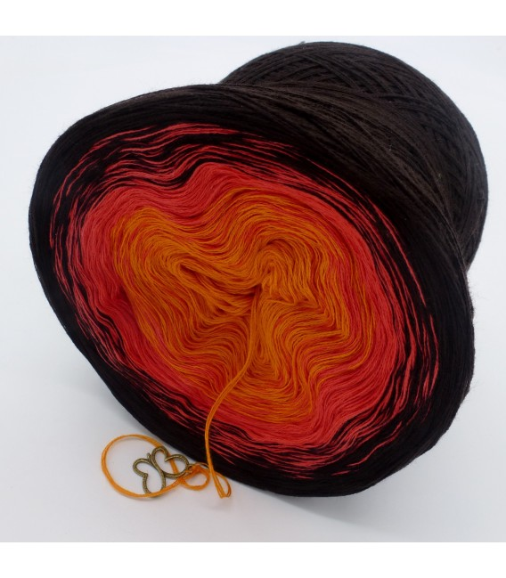 Passion - 3 ply gradient yarn image 5