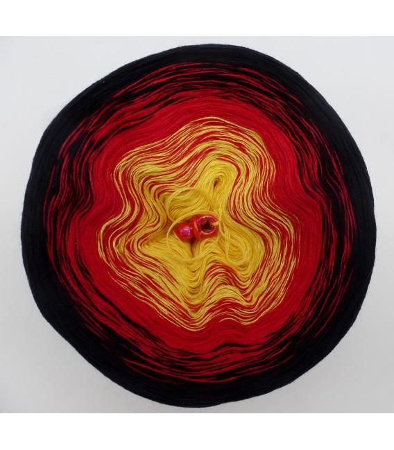 Schwarz-Rot-Gold (noir-rouge-or) - 3 fils de gradient filamenteux - photo 3