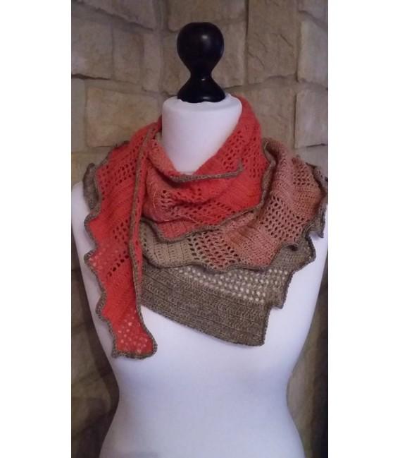 African Queen - 3 ply gradient yarn image 10