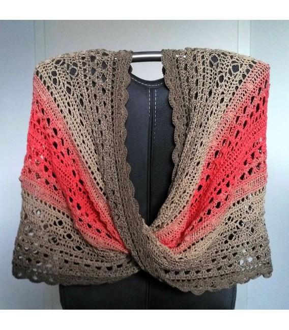 African Queen - 3 ply gradient yarn image 11