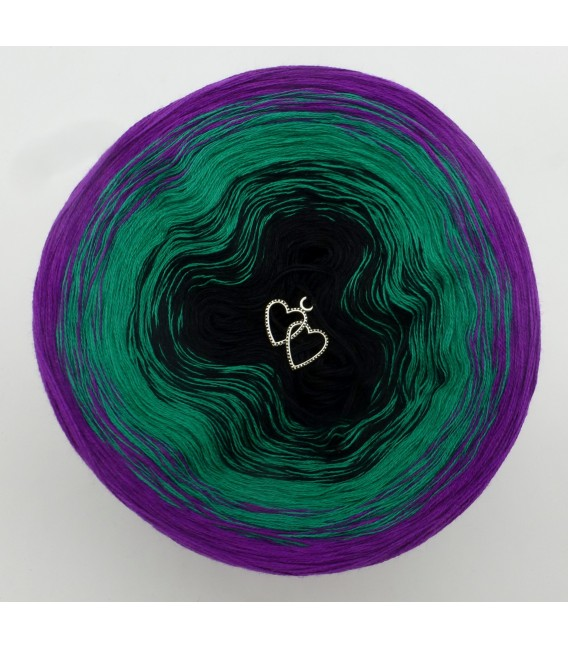 Paradiso - 3 ply gradient yarn image 3