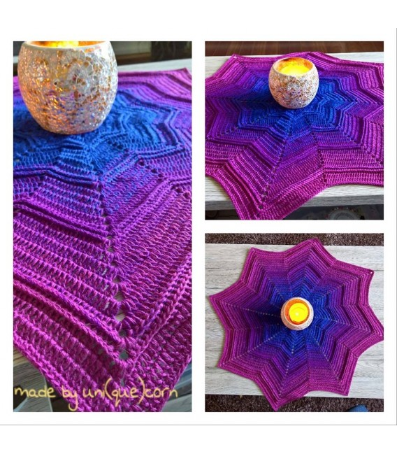 1001 Nacht - 3 ply gradient yarn image 10