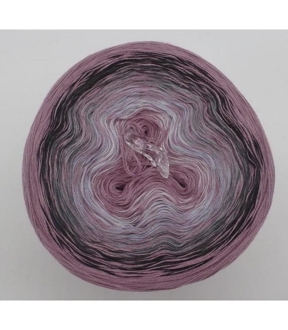 High Heels 3F - bois de rose en continu - 3 fils de gradient filamenteux - photo 2