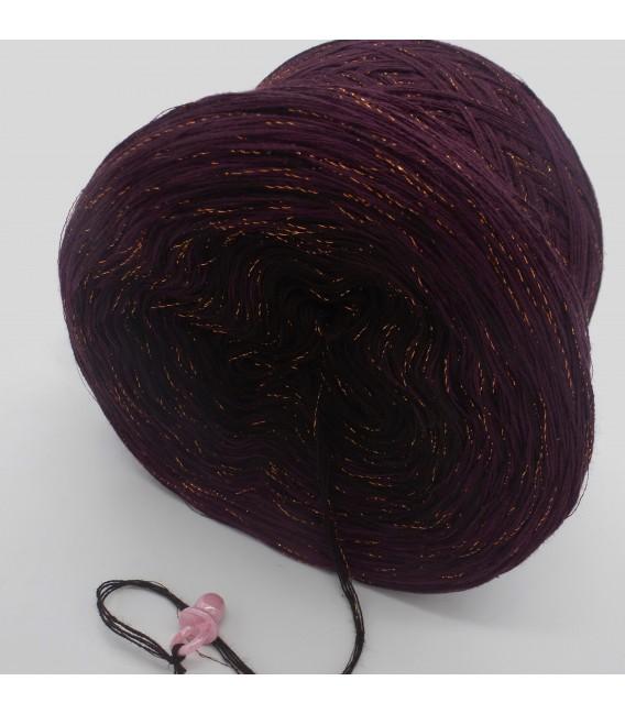 Schokobeere - 5 ply gradient yarn image 5