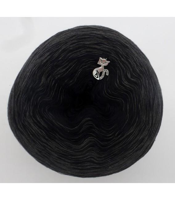 Black Beauty - 5 нитевидные градиента пряжи - Фото 3