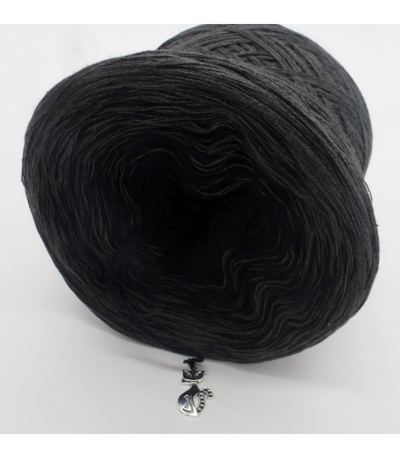 Black Beauty - 5 ply gradient yarn image 5