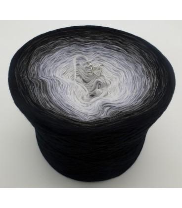 Mitternachtstraum (rêve minuit) - 4 fils de gradient filamenteux - Photo 2