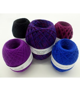 Mega package Clematis - 5 skeins - 600g