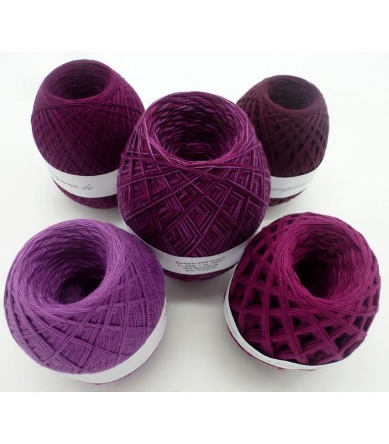 Мега пакет Волшебное Яйцо Purpur (пурпур) - 4 нитевидные - Фото 2