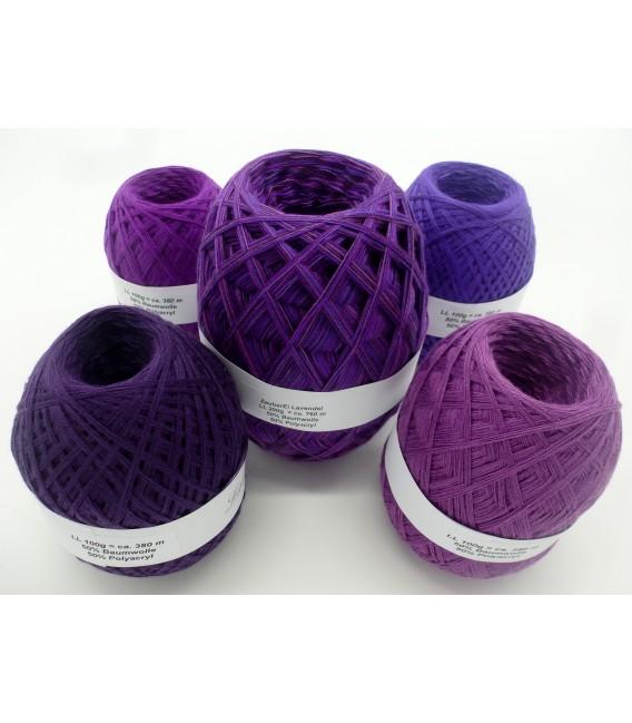 Мега пакет Волшебное Яйцо Lavendel (лаванда) - 4 нитевидные - Фото 2