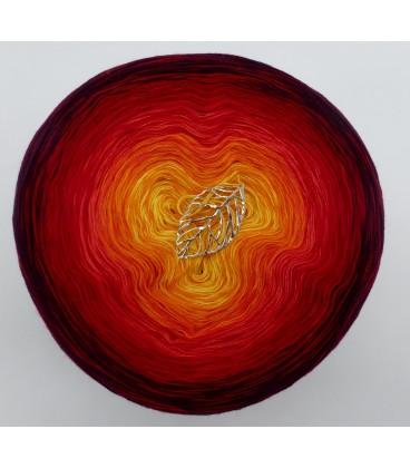 Feuervogel (Oiseau de feu) - 4 fils de gradient filamenteux - photo 3