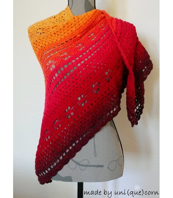 Feuervogel (Firebird) - 4 ply gradient yarn - image 12
