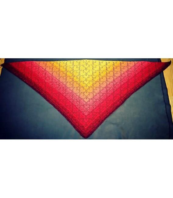Feuervogel - Farbverlaufsgarn 4-fädig - Bild 15