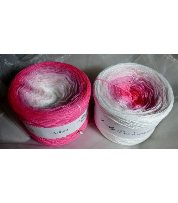 Sakura 2F - 2 ply gradient yarn