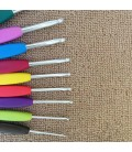 Crochet needle set TPR aluminum 9 sizes
